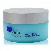 Крем Holy Land Azulene Massage Cream массажный