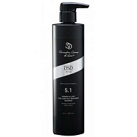 Шампунь Восстанавливающий Сталь и Шелк № 5.1L Restructuring Treatment STEEL and SILK SHAMPOO 5.1L 500мл