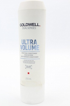Goldwell Dualsenses Ultra Volume Bodifying Conditioner Кондиционер для объема 200мл