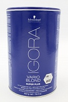 Осветляющий порошок Schwarzkopf Professional Igora Vario Blond Super Plus