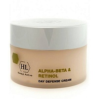 Дневной крем Holy Land Alpha-Beta & Retinol Day Defense Cream Spf  защитный