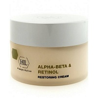 Крем Holy Land Alpha-Beta & Retinol Restoring Cream восстанавливающий