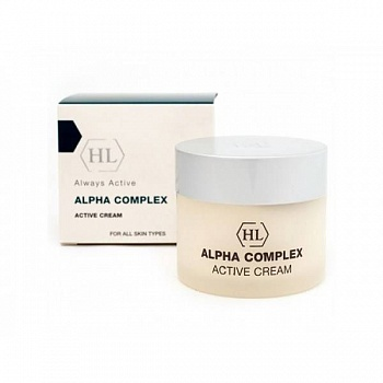 Крем Holy Land Alpha Complex Multifruit System Active Cream активный