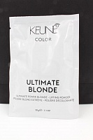 Keune осветляющая пудра Ultimate Power Blonde 30ml