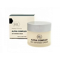 Дневной крем Holy Land Alpha Complex Multifruit System Day Defense Cream Spf 15 защитный