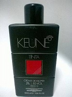 Keune проявитель tinta color  3% vol.10